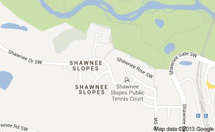 map of kelvin grove